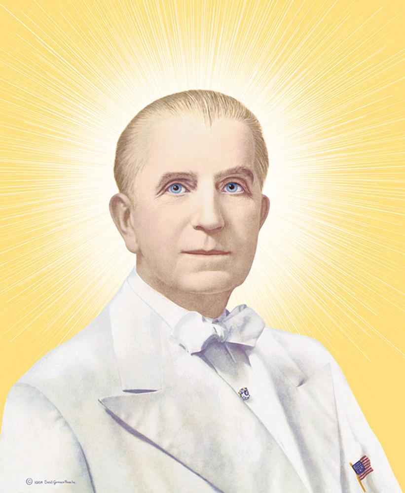 Mr. G.W. Ballard White Suit