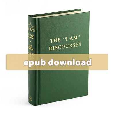"""Volume 08 - The """"I AM"""" Discourses - epub"""