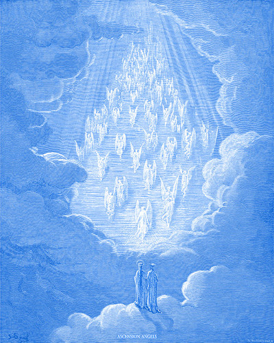Dore - Ascension Angels