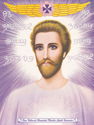 Saint Germain Chela