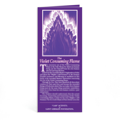 The Violet Consuming Flame - 10 pk