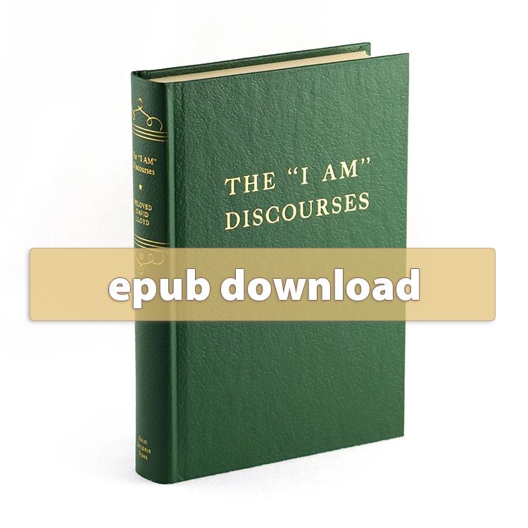 """Volume 10 - The """"I AM"""" Discourses - epub"""