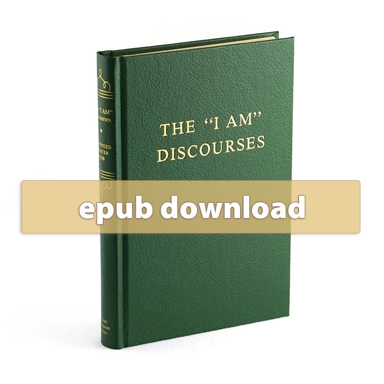 """Volume 12 - The """"I AM"""" Discourses - epub"""