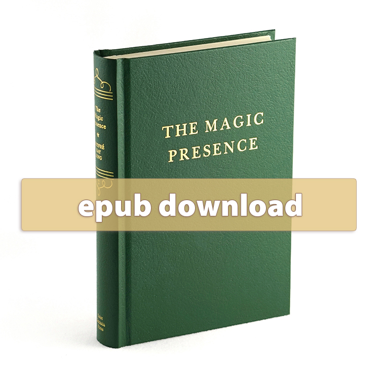 Volume 02 - The Magic Presence - epub