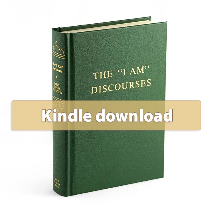 """Volume 08 - The """"I AM"""" Discourses - Kindle"""