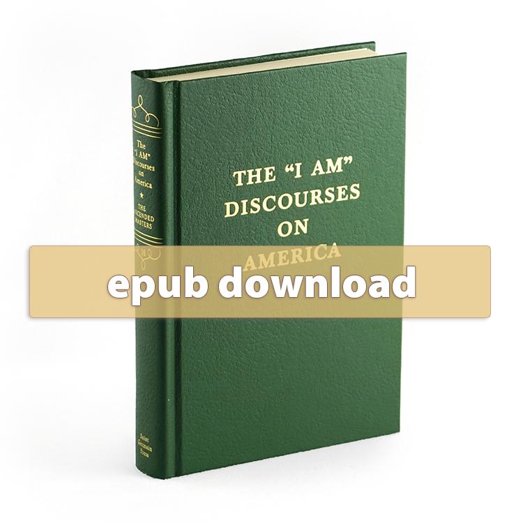 "Volume 18 - The ""I AM"" Discourses on America - epub"
