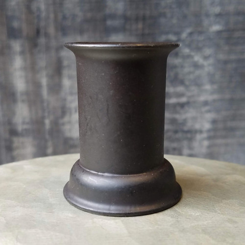 Colonial Metal Taper Holder for Battery LED Candle