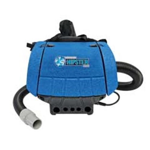 Sandia HEPA Hipster 303003 backpack vacuum with tool kit power head 1340 watts 1 stage