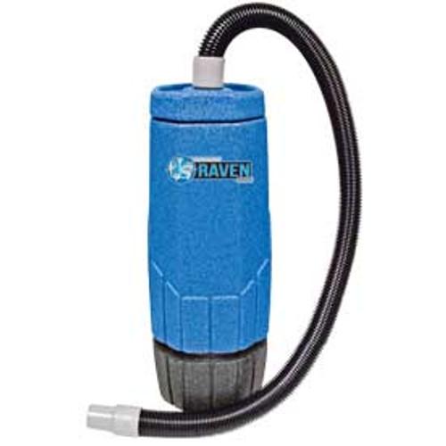 Sandia HEPA Raven 704003 6 quart backpack vacuum