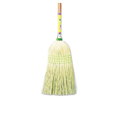 Boardwalk BWK926CCT corn broom wood handle parlor 100 per cent corn 12 brooms replaces UNS926Y