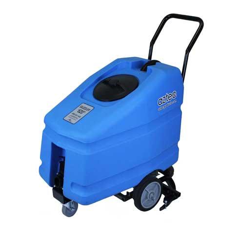 Aztec Guzzler 620 Floor Stripper vacuum mechanical push powered 30 inch rear mount squeegee 36 gallon AZ01562
