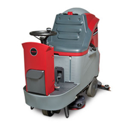 Betco DRS32BT rider floor scrubber E2993100 with pad holders 235ah wet battery 32 inch 29 gallon