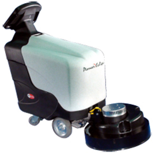 Pioneer eclipse pe300bu battery powered floor buffer 24 inch with passive dust control traction drive 235ah maintenance free gel battery 24 inch on board