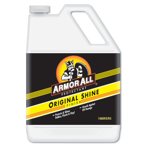 Armor All Original Vinyl Rubber Protectant gallon bottles case of 4 arm10710