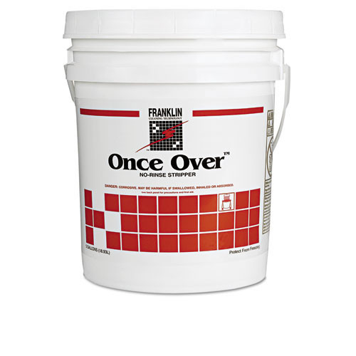 Franklin fklf200026 once over floor stripper 5 gallon pail replaces frkf200026