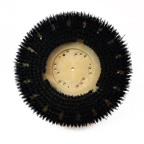 Floor scrubber strip brush .050 nylon 80 grit Malgrit 813219l800ch5.5 19 inch block ch5.5 L800 by Malish