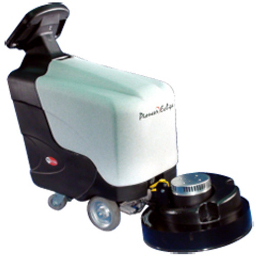 Pioneer eclipse pe300bu24cl battery powered floor buffer 24 inch with passive dust control pad assist drive 228ah lead battery 24 inch on board charger 30