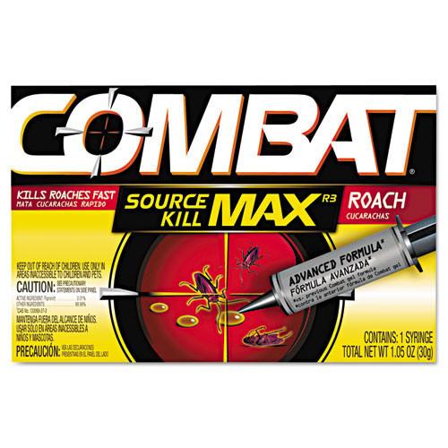 Combat Roach Gel Insecticide one 30 gram applicator per pack case of 12 packs DIA05452 replaces DIA51963