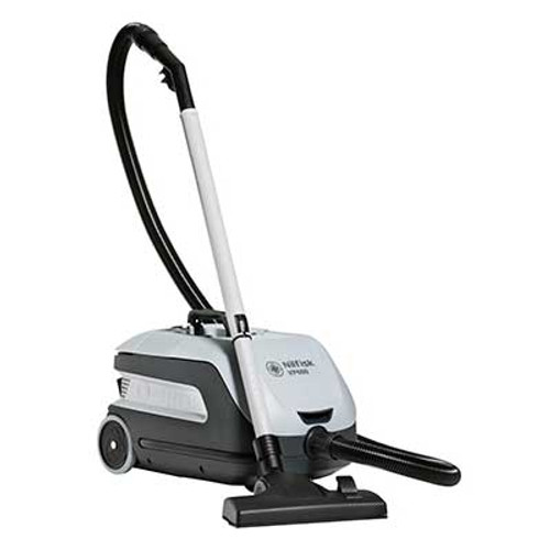 Clarke VP600 canister vacuum 107412042 2 gallon HEPA with tools