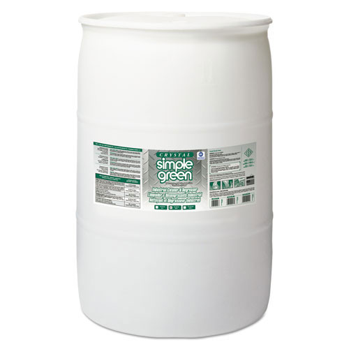 Simple Green smp19055 crystal industrial cleaner degreaser, 55gal drum