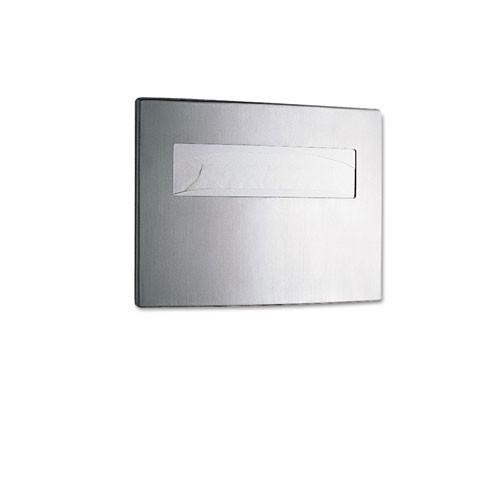 Bobrick BOB4221 Contura toilet seat covers dispenser stainless steel