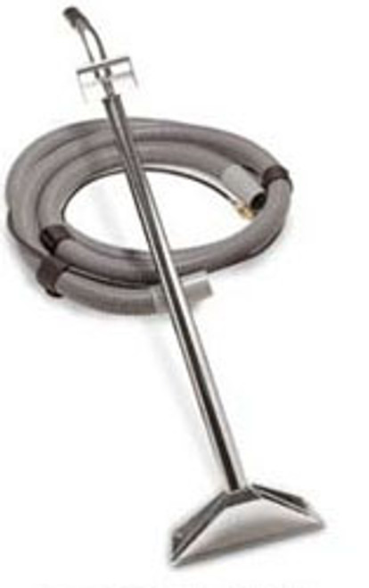 Sandia 800500 floor wand solution recovery hose kit 25 foot two jets for Sniper sanitaire carpet extractors