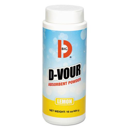 Carpet deodorizer BGD166 powder lemon d vour lemon deodorant 16oz size case of 6