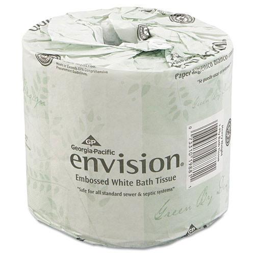 Envision GPC1988001 standard roll bathroom tissue 2 ply