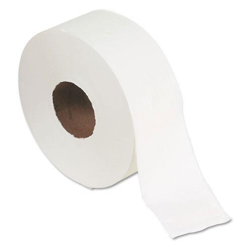 Acclaim GPC13728 jumbo jr roll bathroom tissue 9 inch 2 ply 1000 foot 3.55x9 case of 8 rolls