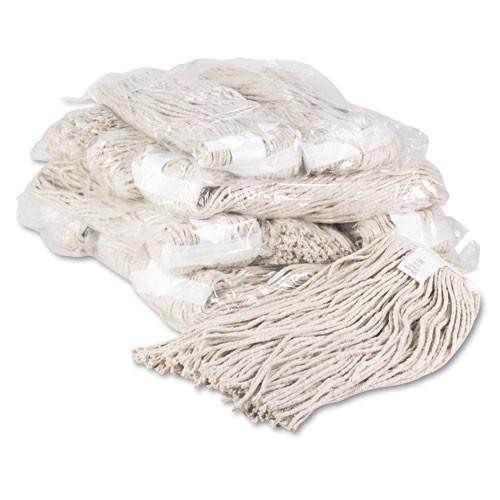 Boardwalk BWK220CCT cotton mop heads 20oz 1 inch