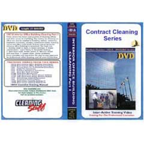 Contract Cleaning Executive Training Series Kit a complete set 7 videos and 2 printed guides e0050kit American Training Videos e0050kit
