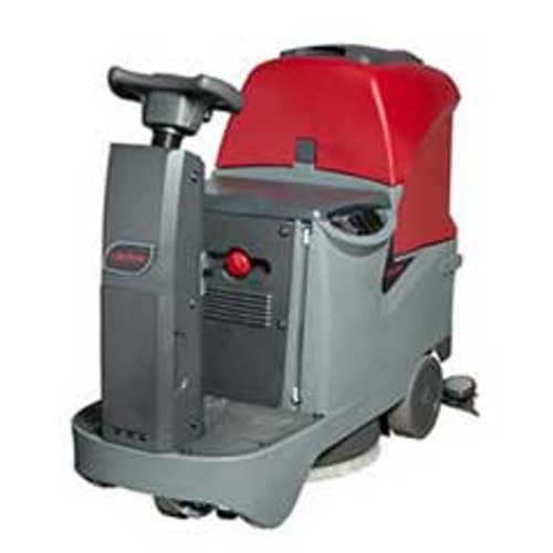 Betco Stealth DRS21BT rider floor scrubber E2996200 with pad holder 110ah agm battery 21 inch 17 gallon