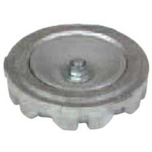 Aluminum centering device complete zasandisc for heavy duty