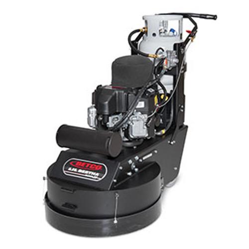 Betco E8839800 LIL Bertha XSM24 24 inch propane stripping machine package