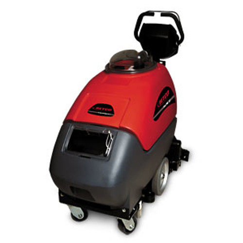 Betco E8730300 Fiberpro 20 gallon self contained carpet extractor traction drive