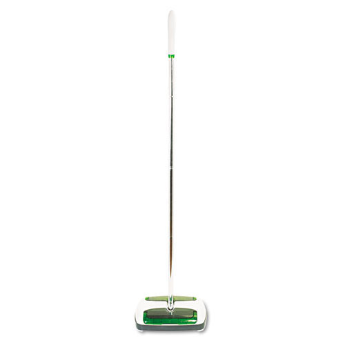 3M MMMM007CCW ScotchBrite Quick Floor Sweeper for carpet and hard surfaces 8 inch cleaning path replaces MCO97100 and M007CCW