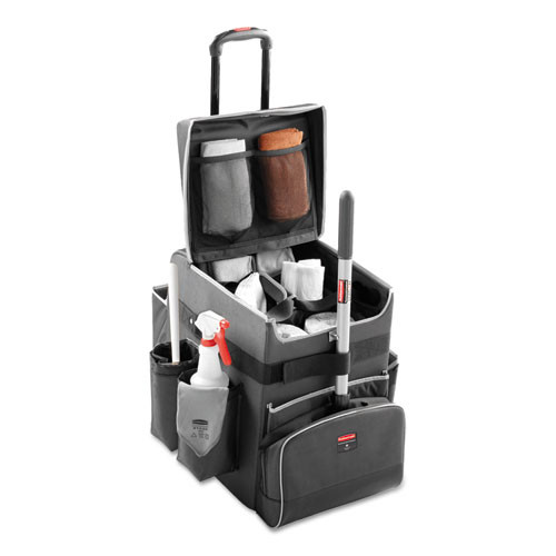 Rubbermaid RCP1902467 executive quick cart small