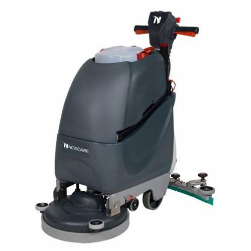NaceCare TGB817 Twintec Floor Scrubber 903752 battery powered  8 gallon 17 inch