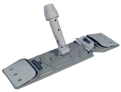 Unger SM40GCS5GW SmartColor gray mop holders 16x4.5 inches