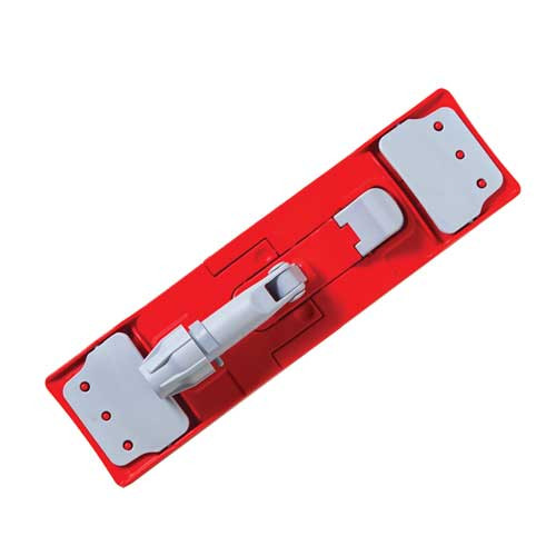 Unger SM40RCS5GW SmartColor red mop holders 16x4.5 inches
