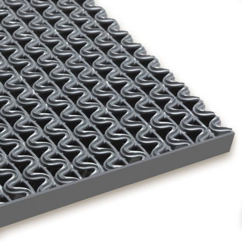 Door mat 3M Nomad 9100 ZWeb extreme traffic scraper size 3x5 foot 910035