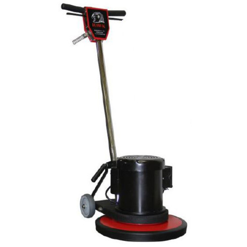 Hawk F3503B hp1515180 te 15 inch severe duty floor buffer with xhd gears 1.5 hp tefc 180 ac 115 or 230v 60 hz