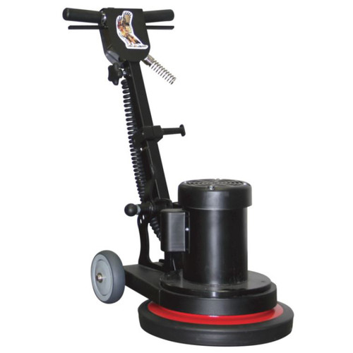 Hawk F6015TH01 hp1015 15 inch Mighty floor buffer with xhd gears and telescoping handle 1 hp tefc ac 115 or 230v 50 or 60 hz