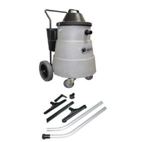 Hawk V20 20 gallon commercial wet or dry vacuum with tool kit 2 hp dc 115v 50 or 60 hz