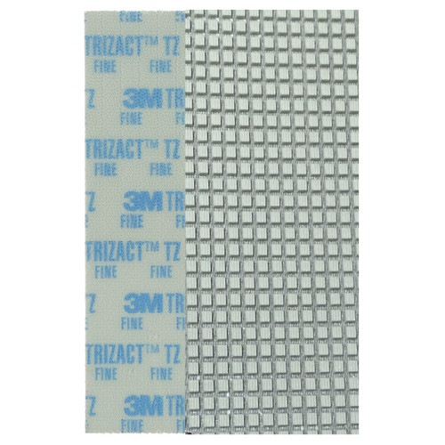 3M 86027 Trizact Diamond TZ Strips blue fine grit for polishing concrete or stone box of 6 rectangular strips 860273MBX4 gw