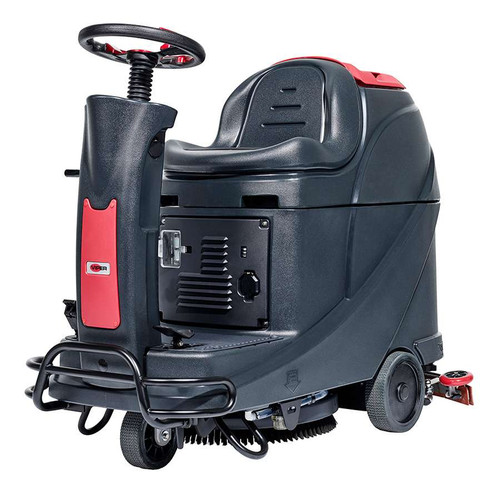 Viper rider floor scrubber AS530R 56385073 20 inch 19 gallon with pad holder and brush agm batteries