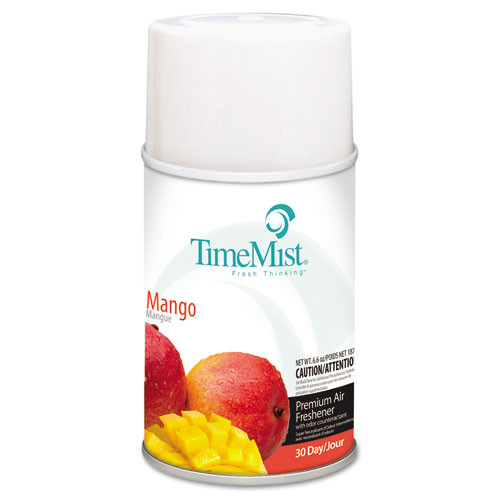 Timemist air freshener refills native mango case of 12 replaces tms2960 and TMS332960TMCT TMS1042810