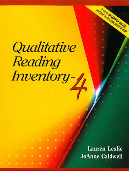 Qualitative Reading Inventory 4