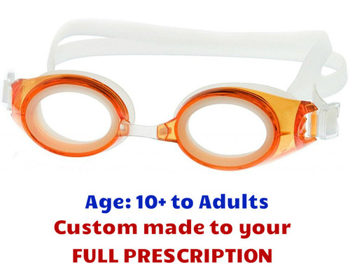how to choose prescription swim goggles