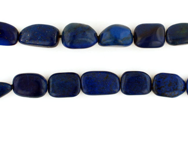 23 Count Lapis Lazuli Polished Nuggets '1 Of A Kind' (Sale)
